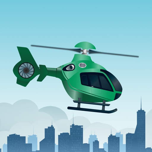 Copter Hopper iOS App