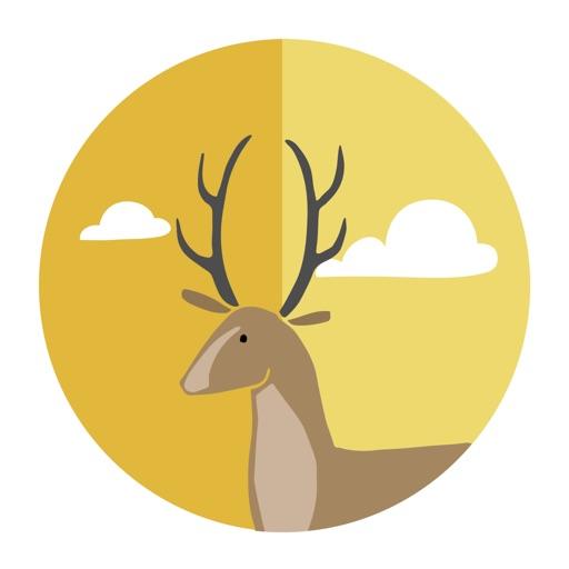 Wild Weather - 手绘插图精准展现天气情况