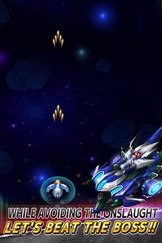 War Air legen: Defense Galaxy screenshot 3