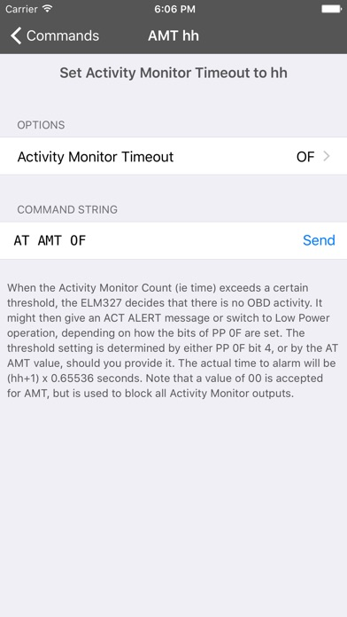 download OBD Terminal for ELM 327 Wifi adapters apps 4