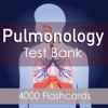 Pulmonology Test Bank & Exam Review App - 4000 Flashcards  Study Notes - Terms, Concepts & Quiz