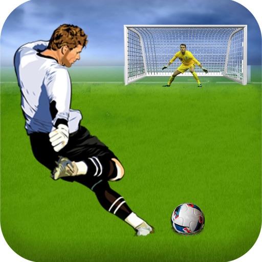 Perfect Penalty Football Kicks Pro - Real Soccer Goal Shootouts iOS App