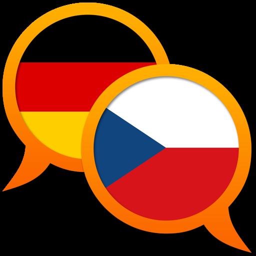 Czech German dictionary