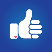 Likie - FREE Likes on Photos and Posts for Facebook icon