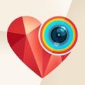 Liebe Foto Rahmen: Valentinstag Postkarten, Liebes Fotorahmen & Bilderrahmen