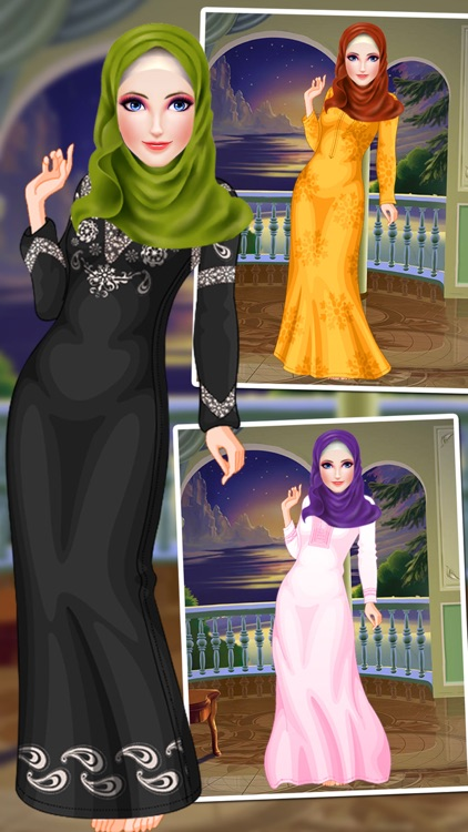 Hijab Dress Up Fashion Games Bridal Wedding Gown Haute Designer Offline By Bhavik Shah