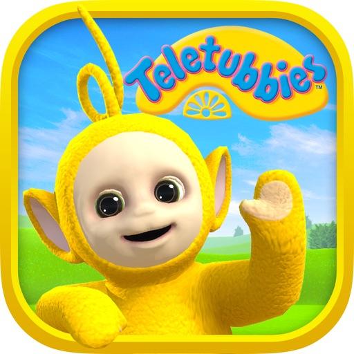 Teletubbies Laa Laa S Dancing Game Bei Cube Kids Ltd