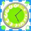 Clock und lokale Wettervorhersage -Free
