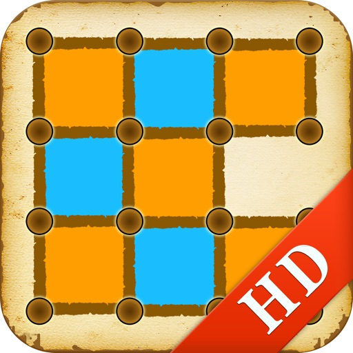 Dots and Boxes - Deluxe HD iOS App