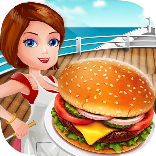 Круиз Корабль Готовка борьба: Супер Звезда Мастер бутерброд Шеф-повар & Ресторан Лихорадка