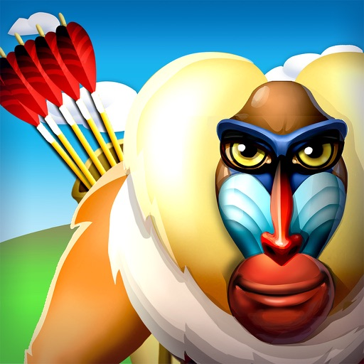 Baboon - Unleash Your Inner Tarzan! Protect Wildlife from Poachers in Jungle Game