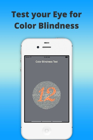 Scan Eyes For Colorblind screenshot 2