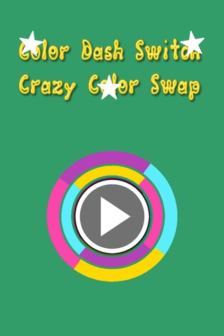 Color Dash Switch : Crazy Color Swap screenshot 1