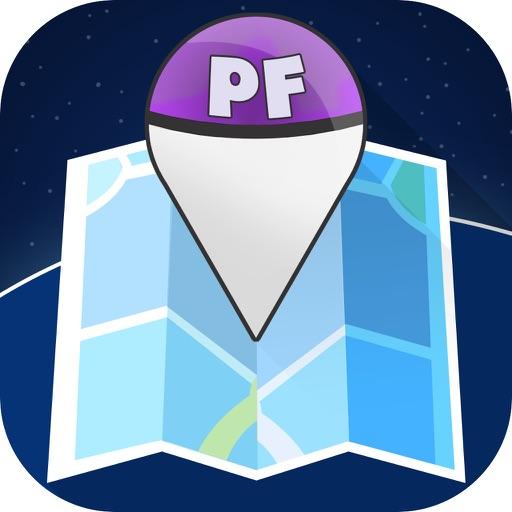 PokeFinder - for Pokemon Go iOS App