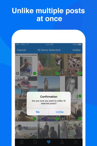 Repost Videos for Instagram & Save Your Time - Repost Photos and Video on Instagram Free screenshot 3
