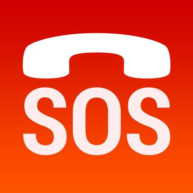 SOS Urgences Dans L'App Store