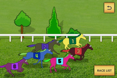 Hooves Reloaded: Horse Racing screenshot 2