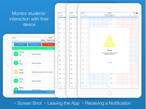 SmartTest Pro Teacher Edition screenshot 3