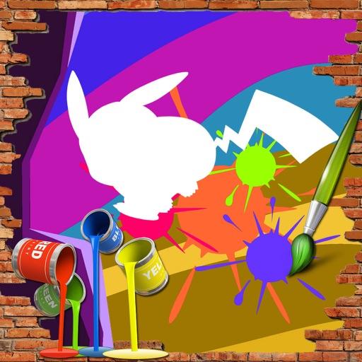 Cartoon For Kids Pikachu  Cartoons Edition iOS App