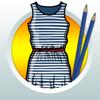 Como desenhar roupas de impressionantes