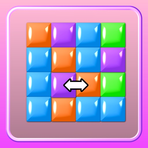 CHANGE COLORS - A amazing puzzle game Free iOS App