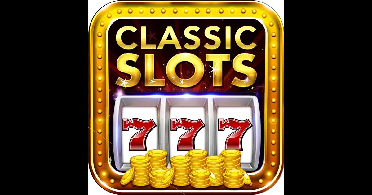 classic slots app