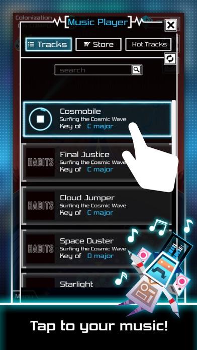 Groove Galaxy Screenshot