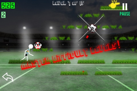 EM-Soccer Summit Pro screenshot 4