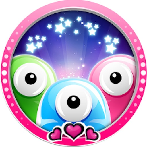Pop Monster Blast Mania-Match 3 Puzzle game for All iOS App