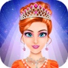 Princess Wedding Salon - Princess Makeover,Makeup & Dresses Game princess