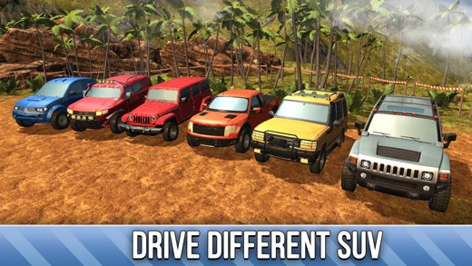 SUV 4x4 Rally Driving Full - Be a truck driver! Screenshots