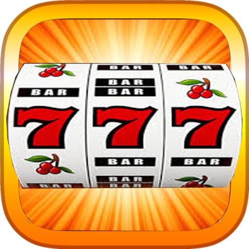 Lucky 777 Gold - Free Casino Slot Machine Simulation Game iOS App