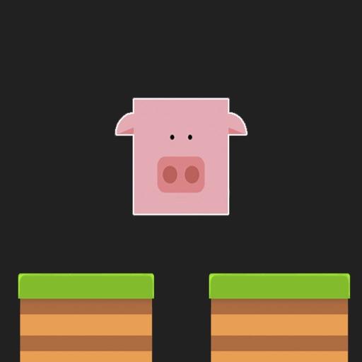 Porky Jump Icon
