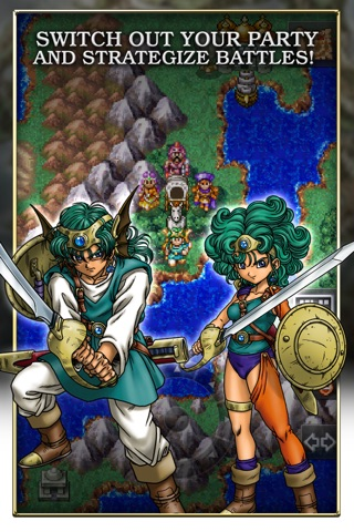 DRAGON QUEST IV Chapters of the Chosen screenshot 4
