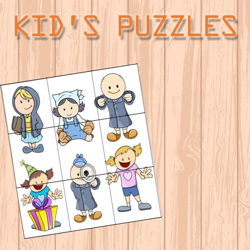 Kids Puzzle for Free: Brain Booster & Mental Exercise Free Game iOS App