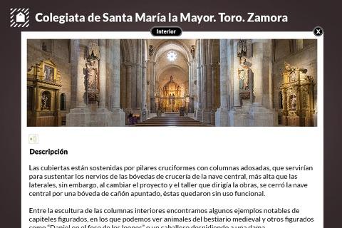 Colegiata de Santa María la Real de Toro screenshot 3
