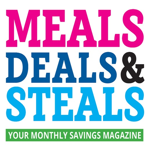 Meals Deals & Steals iOS App