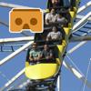 denis kropov - Virtual Reality Roller Coaster for Google Cardboard VR  artwork
