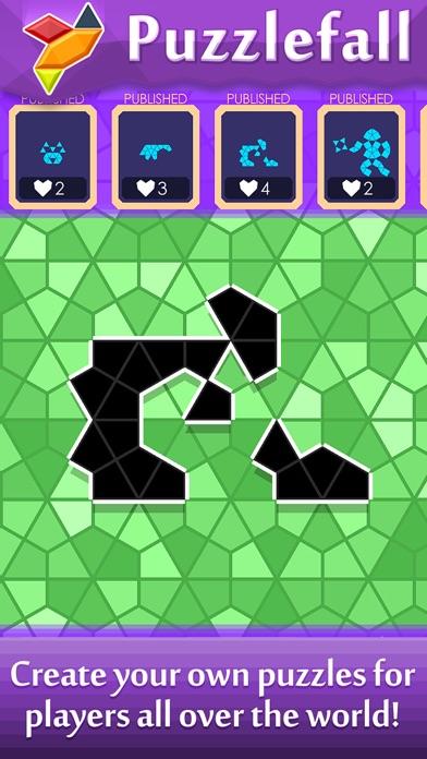 Puzzlefall Screenshot