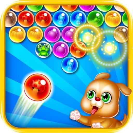 Bubble Pet Adventure Mania iOS App