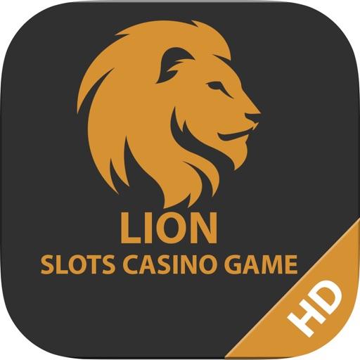 Lion Slots Casino Game iOS App