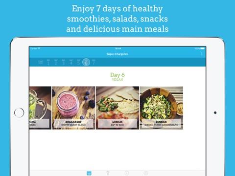 jason vale s 7 day super charge me health kick   app