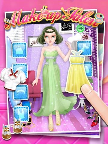 salon de maquillage jeux de filles par degoo ltd. Black Bedroom Furniture Sets. Home Design Ideas