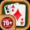 Solitaire 70+ игра Лучшие карточные игры бесплатно весело и употреблению игры