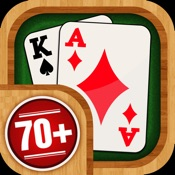 Solitaire 70 Card Games in 1 Premium Version Tripeaks Klondike Hearts Pyramid Plus More  Hack Resources (Android/iOS) proof