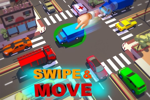 Traffic Chaos 3D screenshot 3