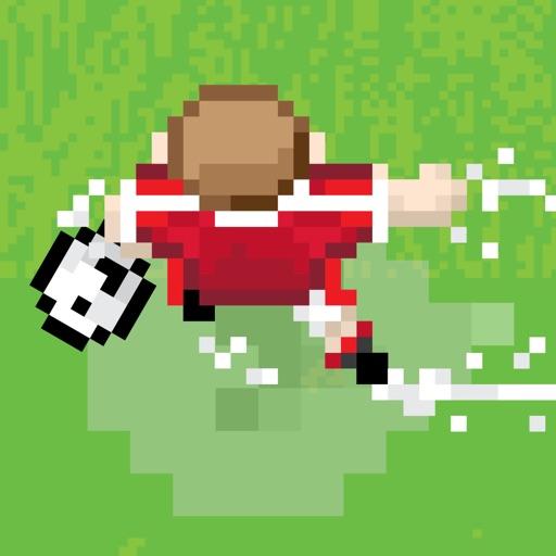 Slide Tackle - Endless Arcade Runner iOS App