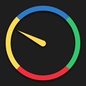 Twisty Color Wheel - Match the Arrow to Crazy Spinny Circle hacken