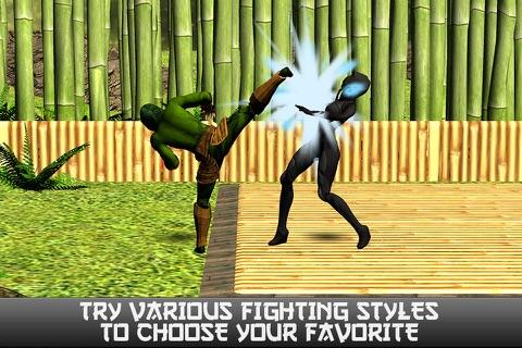 Ninja Revenge: Kung Fu Fighting screenshot 2