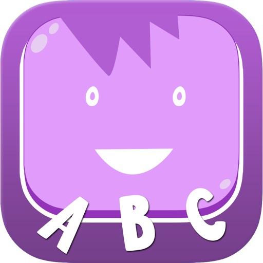 Fun Learn With Alphabets iOS App